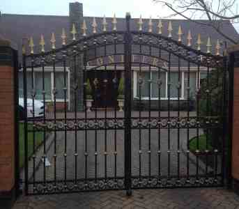 Bespoke-Steel-Gate-Blackpool