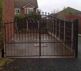 Bow-top-gates