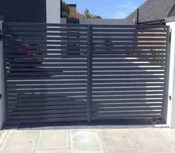 Metal driveway gates Lytham St Annes