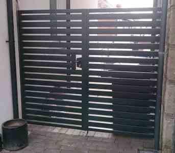 Steel-Sslatted-Gates-Bblackpool