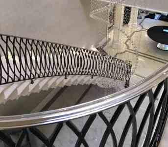 laser-cur-balustrade-nickle-plated-handrail-curve